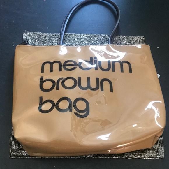 14699cb698 Bloomingdale's Bags | Medium Brown Bag | Poshmark